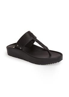 Joe's 'Raegan' Platform Thong Sandal (Women)