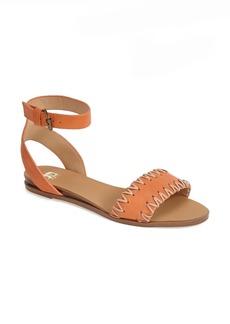 Joe's 'Reba' Leather Ankle Strap Sandal (Women)