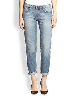 Joe's Riya Relaxed-Fit Ankle Jeans