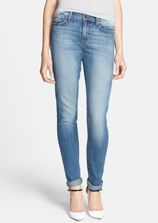Joe's Roll Cuff Straight Leg Ankle Jeans (Rumi)