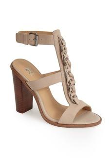 Joe's 'Roscoe' Leather T-Strap Sandal (Women)