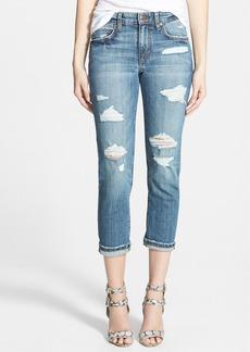 Joe's Slim Boyfriend Crop Jeans (Gessa)