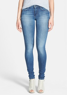 Joe's 'Sooo Soft' Low Rise Skinny Jeans (Malee)