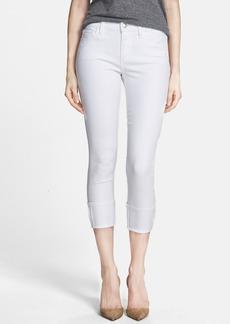 Joe's 'Spotless' Cuff Crop Jeans (Annie)
