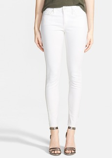 Joe's 'Spotless' Mid Rise Ankle Skinny Jeans (Annie)