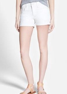 Joe's 'Spotless' Relaxed Shorts (Annie)