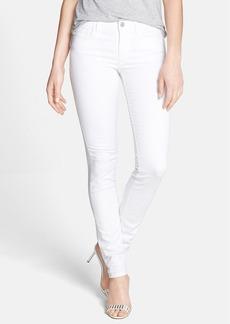 Joe's 'Spotless' Skinny Jeans (White)