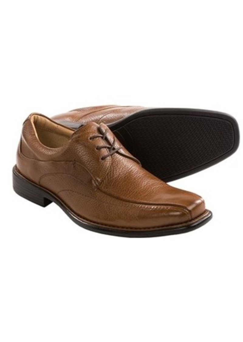 Johnston Amp Murphy Johnston Amp Murphy Tilden Shoes Leather