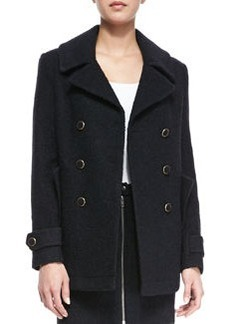 Gabrilyn Long-Sleeve Pea Coat   Gabrilyn Long-Sleeve Pea Coat