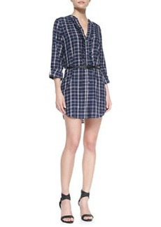 Jessalyn Poplin Shirt Dress   Jessalyn Poplin Shirt Dress