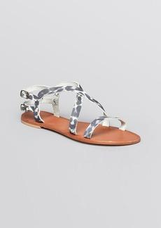 Joie a la Plage Flat Gladiator Sandals - Socoa