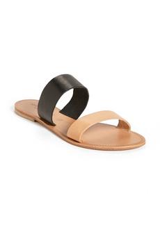 Joie a la Plage 'Sable' Leather Slip-On Sandal (Women)
