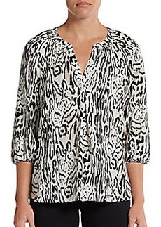Joie Addie B Silk Blouse