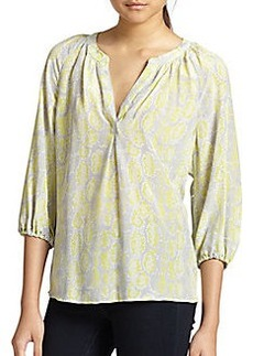 Joie Addie Silk Blouse