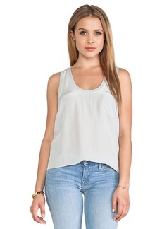Joie Alicia Tank in Gray