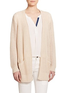 Joie Anabelle Linen Cardigan