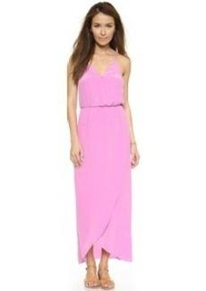 Joie Anaise Silk Maxi Dress