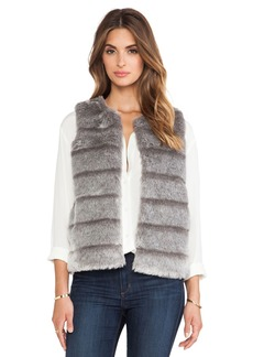 Joie Andrina Faux Fur Jacket