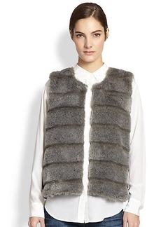 Joie Andrina Faux Fur Vest