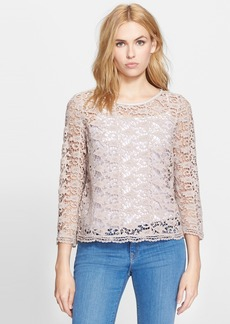 Joie 'Antonina' Crochet Top