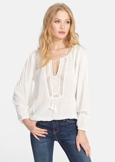 Joie 'Arcene' Cotton Peasant Top