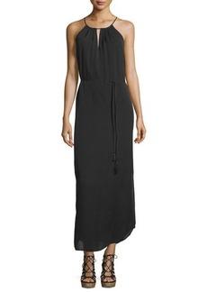 Joie Armia Sleeveless Silk Maxi Dress