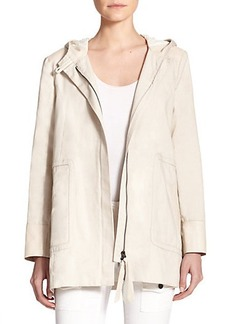 Joie Atout Cotton Twill Jacket
