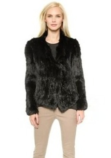 Joie Aviana Fur Jacket