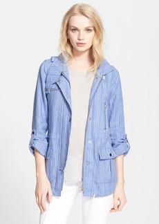 Joie 'Barker A' Stripe Linen Jacket