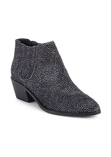 Joie Barlow Calf Hair Ankle Boots