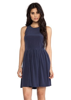Joie Bernadine Polka Dot Dress