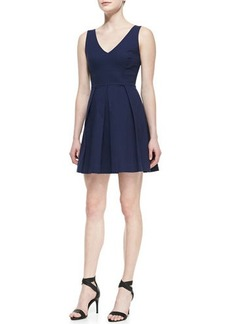 Joie Bessina Sleeveless A-Line Dress