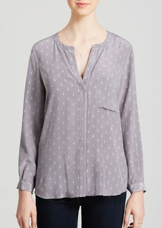 Joie Blouse - Hanelli Tower Print Silk