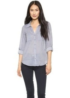 Joie Cartel Button Down Blouse