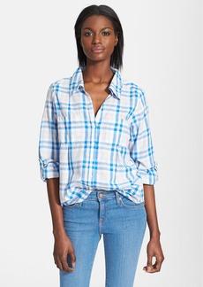 Joie 'Cartel' Check Cotton Shirt