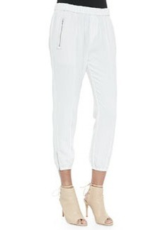 Joie Charlet Pull-On Tapered Track Pants