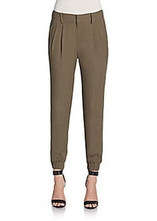 Joie Chavali Pleated Slouch Pants