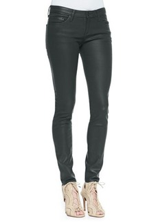 Joie Coated Skinny Denim Jeans