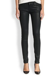 Joie Coated Skinny Jeans