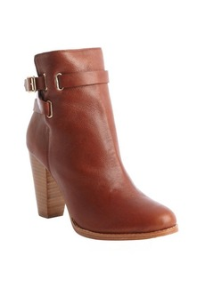 Joie cognac leather 'Easton' ankle boots