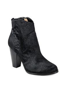 Joie Dalton Calf Hair Ankle Boots