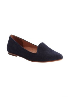 Joie dark blue denim 'Day Dreaming' point toe flats