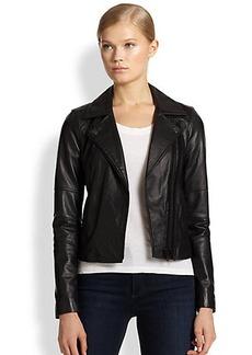 Joie Davey Leather Jacket