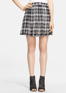 Joie 'Deron' Silk Skirt