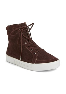 Joie 'Devon' Perforated High Top Sneaker (Women)