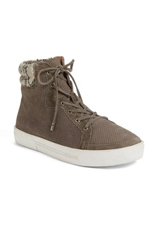 Joie 'Devon' Perforated High Top Sneaker (Women)
