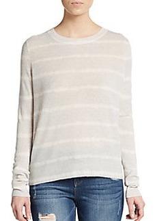Joie Dorianna Striped Cashmere Sweater