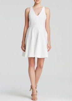 Joie Dress - Aurina Cross Back Fit and Flare