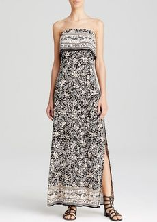 Joie Dress - Gilmore Strapless Tiered