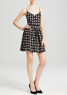 Joie Dress - Hudette Fit and Flare Silk